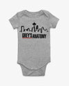 Grey's Anatomy Seattle Skyline Bodysuit