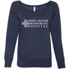 Grey Sloan Memorial Hospital Womens Wideneck Sweatshirt