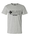 Greys Anatomy Grey Sloan Memorial Intern Unisex T-shirt