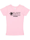 Grey Sloan Memorial Hospital Intern Kids T-Shirt