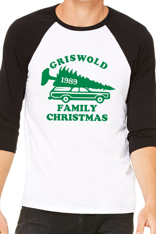 Griswold Family Christmas Vacation Long Sleeve Family Shirts