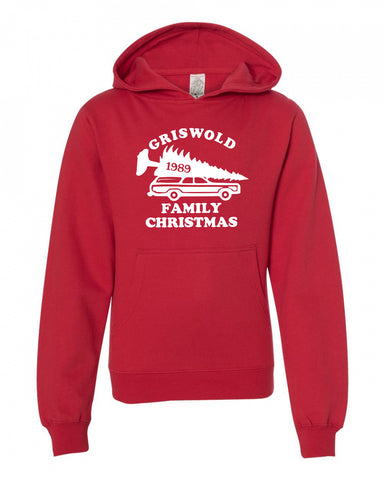 Christmas Vacation Youth Sweatshirt