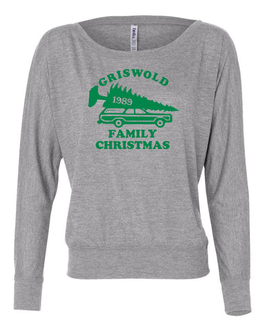 Griswold Christmas Vacation Women's Shirt