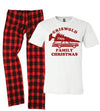 Griswold Christmas Vacation Flannel Pajamas for Kids