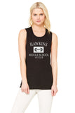 Hawkins Middle Schol Women's Muscle Tank