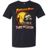 Indiana Bones And The Temple Of Groom T-shirt