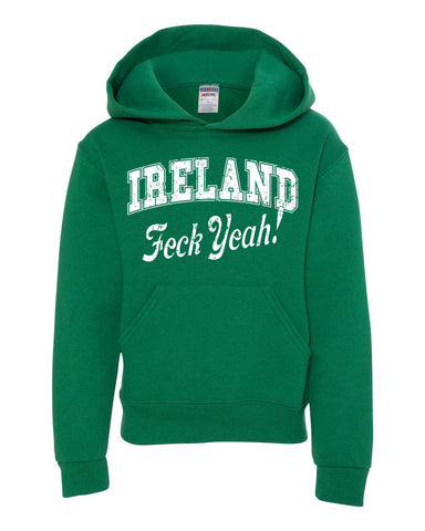 Ireland Feck ya Irish St Patricks Day sweatshirt for women men