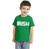 Irish T-shirt for Toddlers Kids Baby