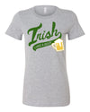Irish I had a Beer St Patricks Day shirt for Women