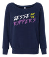 Jesse and the Rippers Women's Wideneck Sweatshirt