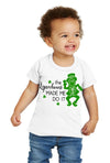 The Leprechauns Made Me Do It Kids T-Shirt