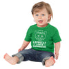Leprecat Loves Shenanigans Kids T-Shirt