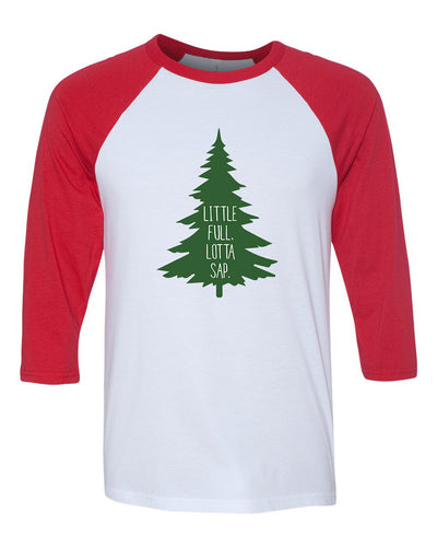 Little Full Lots of Sap Clark Griswold Shirt