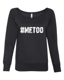 #MeToo Womens Sweatshirt