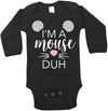 Mouse Baby Halloween Costume