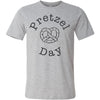Pretzel Day Unisex T-Shirt