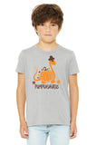 Pumpkasaurus Youth and Toddler Shirt