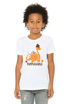 Pumpkasaurus Kids T-Shirt