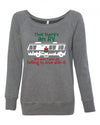 Cousin Eddie RV Women's Wideneck Sweatshirt
