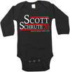 Scott Schrute 2020 The Office Long Sleeve Baby Bodysuit