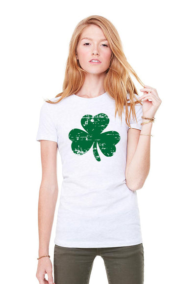 Clover Womens T-Shirt