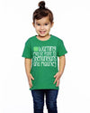 May Be Prone To Shenanigans And Malarkey Kids T-Shirt