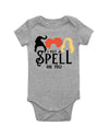 I Put a Spell on HocusYou baby bodysuit