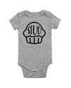 Stud Muffin Short Sleeve Baby Boy Bodysuit