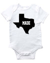 Texas Made Baby Bodysuit