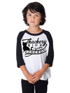 Thackery Binx Is My Homeboy Kids Baseball Shirt