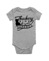 Thackery Binx is My Homeboy Hocus Pocus Short Sleeve Baby Bodysuit