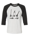 Tonight We Fly Unisex Baseball Shirt