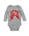 You Serious Clark? Christmas Vacation Baby Bodysuit