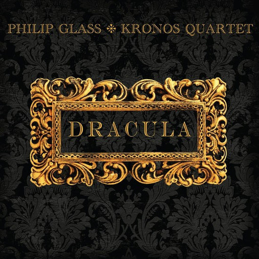 <b>PHILIP GLASS & THE KRONOS QUARTET<br>Dracula: Soundtrack 2LP</b>