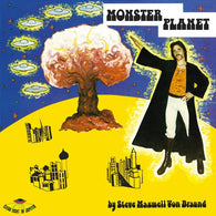 <b>STEVE MAXWELL VON BRAUND <br>Monster Planet LP</b>