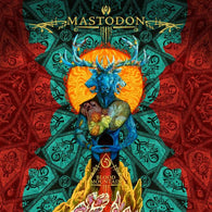 <b>MASTODON <br>Blood Mountain LP</b>