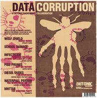 <b>VARIOUS ARTISTS <br>Data Corruption LP</b>