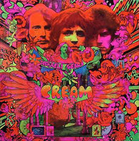 <b>CREAM <br>Disraeli Gears LP</b>