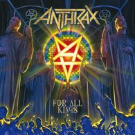<b>ANTHRAX <br>For All Kings 2LP</b>