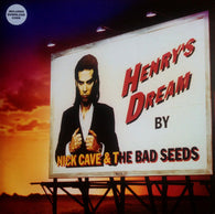 <b>NICK CAVE & THE BAD SEEDS <br>Henry's Dream LP</b>