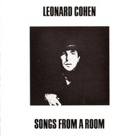 <b>LEONARD COHEN <br>Songs from a Room LP</b>