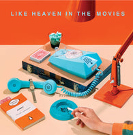 <b>BISCOTTI <br>Like Heaven in the Movies LP</b>