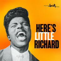 <b>LITTLE RICHARD <br> Here's Little Richard</b>