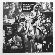 <b>SLEATER-KINNEY <br>Live in Paris LP</b>