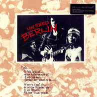 <b>LOU REED <br>Berlin LP</b>
