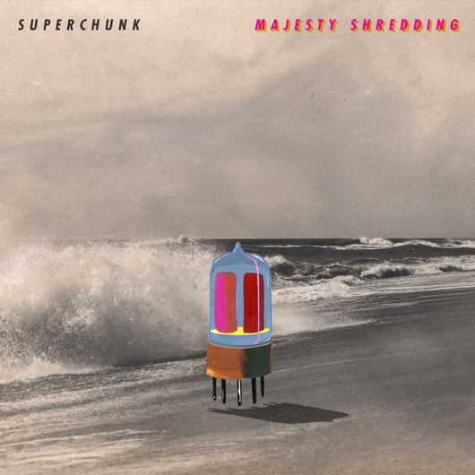 <b>SUPERCHUNK <br>Majesty Shredding LP</b>