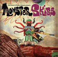 <b>VARIOUS ARTISTS <br>Monster Skies LP</b>