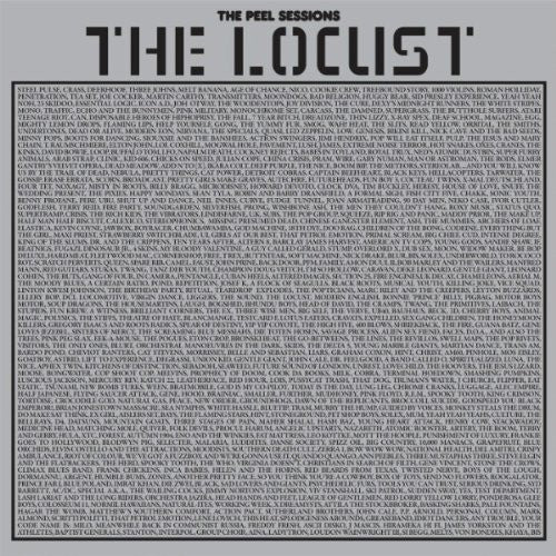 <b>THE LOCUST <br>Peel Sessions LP</b>