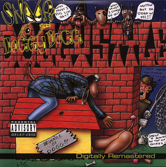 <b>SNOOP DOGGY DOGG <br>Doggystyle 2LP</b>