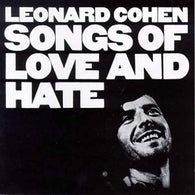<b>LEONARD COHEN <br>Songs of Love and Hate LP</b>